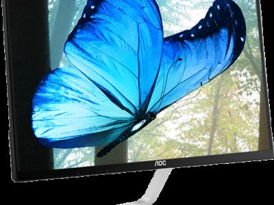 "Monitor LCD AOC I2381FH 23"" IPS HDMI"