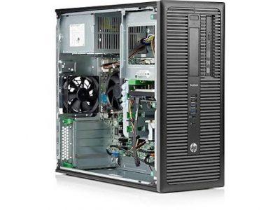 Komputer poleasingowy HP EliteDesk 800 G2 TOWER i5-6500 RAM 8GB SSD 256GB Windows 10 PRO COA ge 12 m-cy.